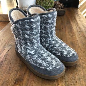 Sanuk Women's Big Bootah Winter Boot